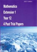 Mathematics Extension 1