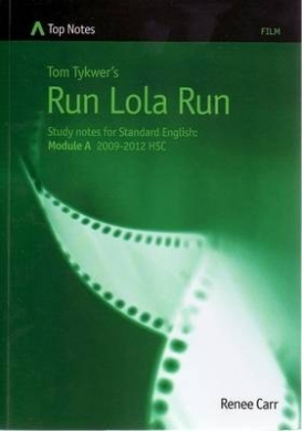 run lola run hsc essay In this critical analysis, run lola run's cinematography will be analysed in terms of its mega essays (nd) symbolism in run lola run run.
