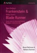 Mary Shelley's Frankenstein and Ridley Scott's Blade Runner