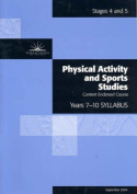 Physical Activity and Sports Studies: Content Endorsed Course