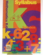 Mathematics K-6 Syllabus 2006