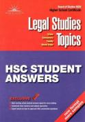 Legal Studies Topics