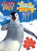 """""""Happy Feet"""" Jigsaw Book"""