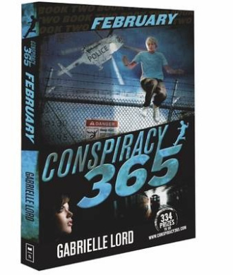 February (Conspiracy 365)