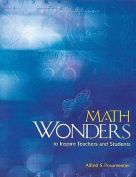 Maths Wonders to Inspire Teachers and Students
