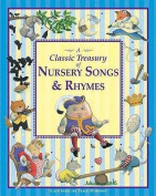 Trace Moroney's A Classic Treasury of Nursery Songs and Rhymes