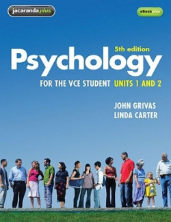 Psychology for the VCE Student - Units 1 and 2