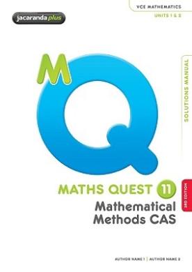 maths quest 11 solutions pdf