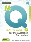Maths Quest 7 for the Australian Curriculum Teacher Edition and EGuidePLUS