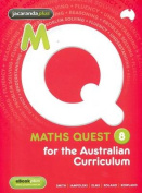 Maths Quest 8 Australian Curriculum Edition & EBookPLUS