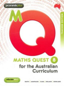 Maths Quest 8 for the Australian Curriculum Teacher Edition and EGuidePLUS