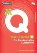 Maths Quest 8 for the Australian Curriculum and EBookPLUS + Maths Quest 8 for the Australian Curriculum Homework Book Value Pack