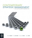 Contemporary Strategic Management an Australasian Perspective + Journal Card + Sustainability Supplement
