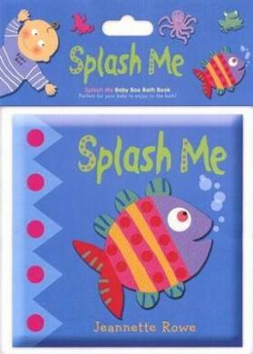 Download Splash Me - Baby Boo Bath Books PDF Free