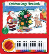 Christmas Songs Piano Books [Board book]