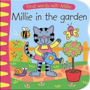 Millie in the Garden [Board book]
