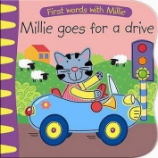 Millie Goes for a Drive (Millie Board Books) [Board book]