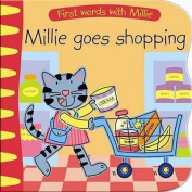 Millie Goes Shopping (Millie Board Books) [Board book]