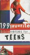 199 Favorite Bible Verses for Teens