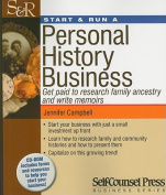 A Personal History Business