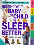 Helping Your Baby or Child to Sleep