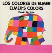 Elmer's Colours (Elmer) [Board book]
