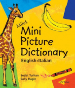 Milet Mini Picture Dictionary (English-Italian) [Board Book]