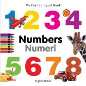 My First Bilingual Book - Numbers [Board book]
