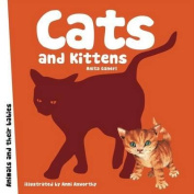 Cats and Kittens (Animal Families) [Board book]