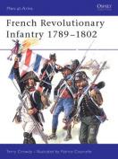 French Revolutionary Infantry 1789-98