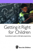 Getting it Right for Children