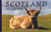 Scotland Postcard Book