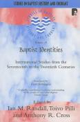 Baptist Identities