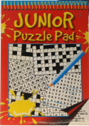 Junior Puzzle Pad (2 titles)
