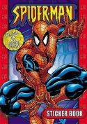 Spiderman Sticker Book