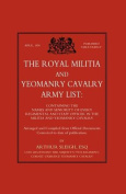 Royal Militia and Yeomanry Cavalry Army List