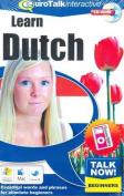 Talk Now! Learn Dutch