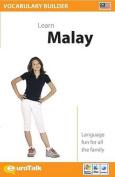 Vocabulary Builder Malay
