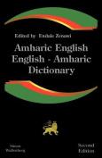 Amharic English, English Amharic Dictionary