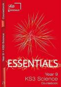 KS3 Essentials Science Year 9 Coursebook
