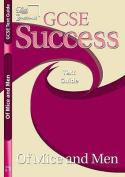 "GCSE Success ""Of Mice and Men"""