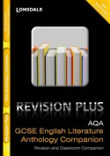Revision Plus AQA GCSE English Literature Anthology Companion