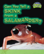 Can You Tell a Skink from a Salamander? (Fusion