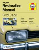 Ford Capri Restoration Manual (Restoration Manuals) [Board book]