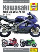 Kawasaki ZX-7R and ZX-9R Service and Repair Manual
