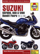 Suzuki GSF600, 650 and 1200 Bandit Service and Repair Manual