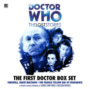 The First Doctor Box Set (Doctor Who [Audio]