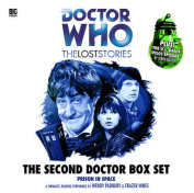 The Second Doctor Box Set (Doctor Who [Audio]