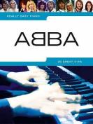 """""""Abba"""" (Really Easy Piano S.)"""