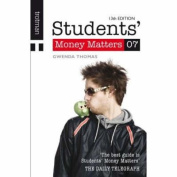 Students Money Matters: 2008